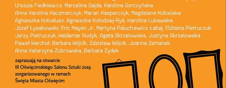 3. Oświęcimski Salon Sztuki – wystawa artystów ziemi oświęcimskiej