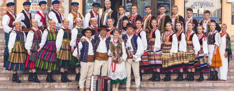Hajduki zatańczą na scenie TKB