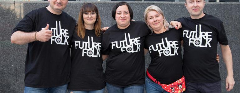 Gwiazdy folkloru na oświęcimskiej scenie – FOTO