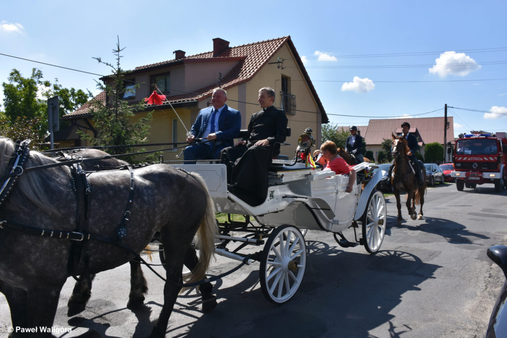 Coroczne obchody świąta plonów to w każdej gminie tradycja. Tak było też w Gorzowie.Kluczowym elementem uroczystości był wielobarwny korowód.