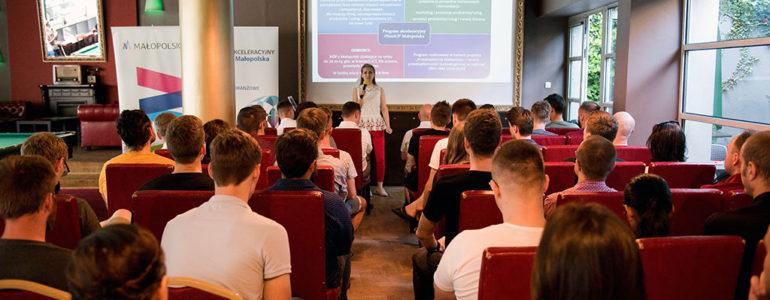 #StartUP Małopolska: Trwa nabór do kolejnej edycji programu akceleracyjnego – FILM