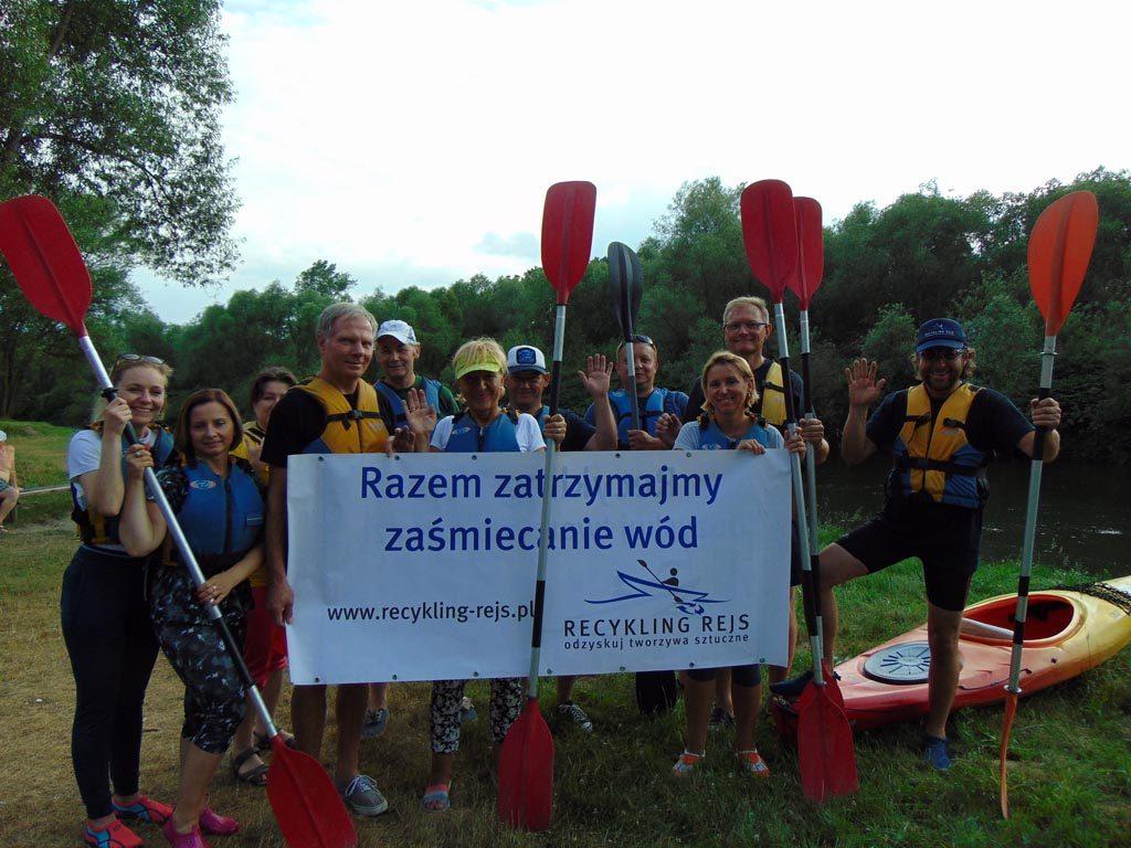 """W sobotę w ramach akcji """"Kochamy Sołę"""" na Bulwarach w Oświęcimiu spotkają się wolontariusze, którym leży na sercu czystość tej rzeki i jej otoczenia."""