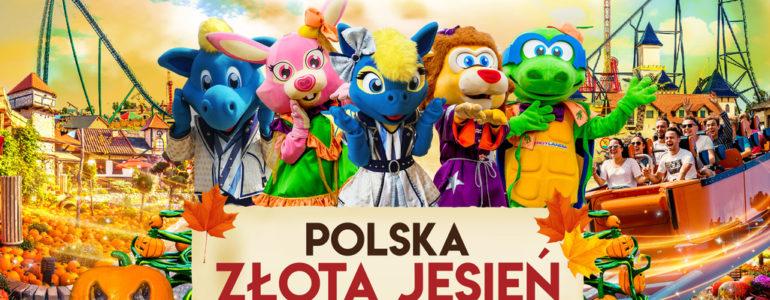 Złota Polska jesień w Energylandii. Zaproszenia