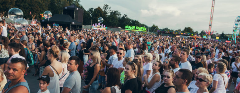 Drugi dzień koncertów z okazji Święta Miasta – FILMY, FOTO