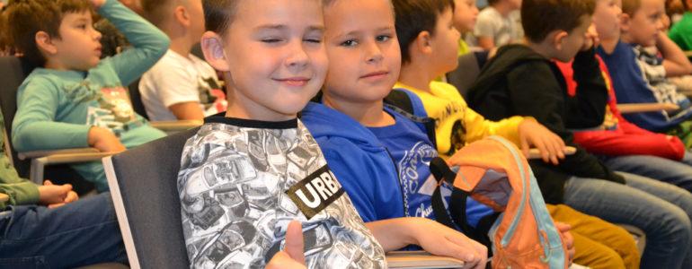 Święto Książki Dziecięcej, dzień 1 – FILM, FOTO