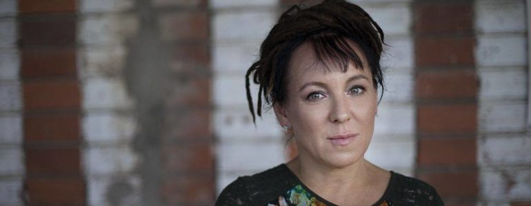 Olga Tokarczuk laureatką literackiego Nobla – FILM