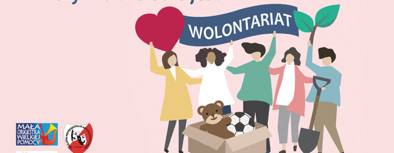 Czym dla Ciebie jest wolontariat? Do wygrania aż 112 nagród od Energylandii