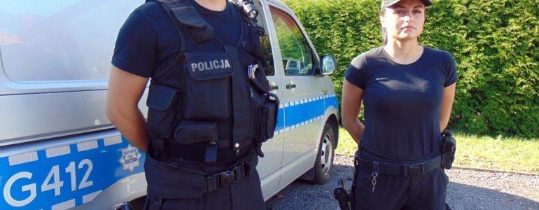 Policjanci udaremnili próbę samobójczą