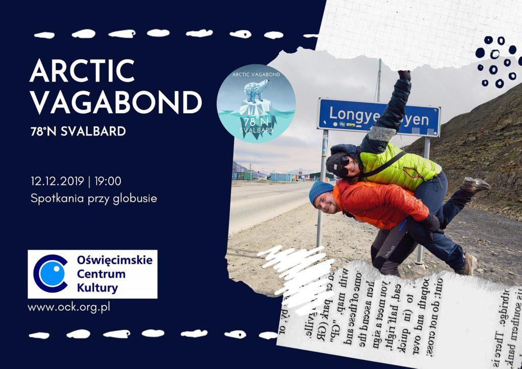 Arctic Vagabond. 78⁰N Svalbard