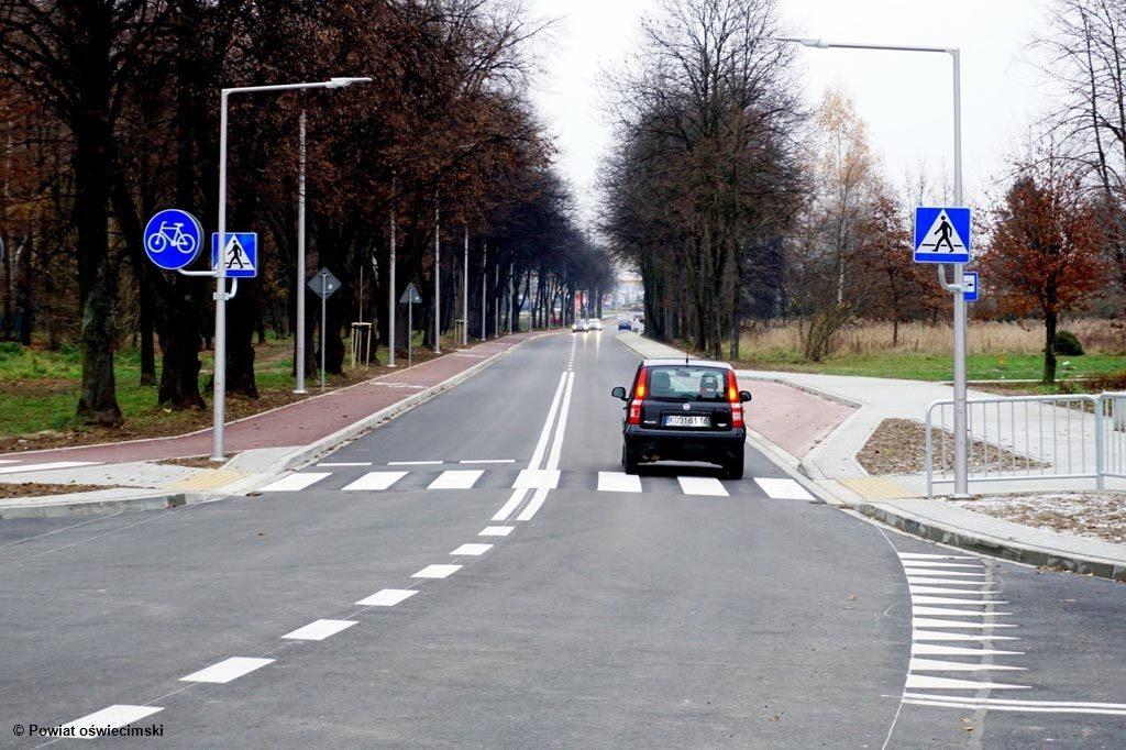 Dwa i pół miesiąca trwał remont ulicy Olszewskiego w Oświęcimiu na odcinku pomiędzy ulicami Słowackiego i Chemików. Kosztował 2,7 miliona złotych.