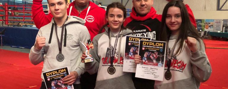 Kolejne medale w sztukach walki – FOTO