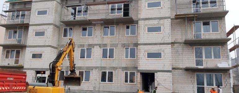 Rośnie liczba mieszkań w Oświęcimiu – FOTO