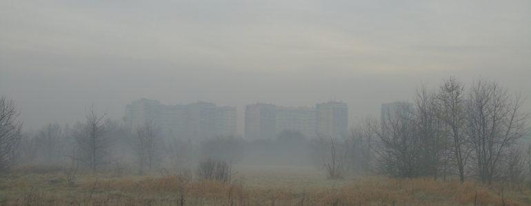 Smogowa porażka w Małopolsce