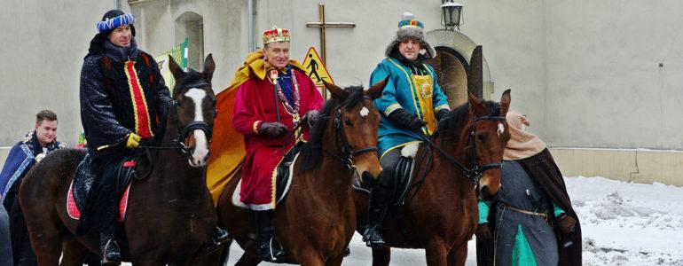 Orszak Trzech Króli przejdzie ulicami Oświęcimia