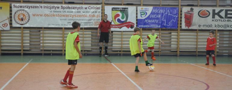 Piłkarskie ferie w Osieku