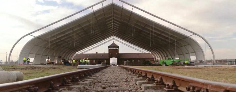 Trwają przygotowania do 75. rocznicy wyzwolenia Auschwitz – FILM