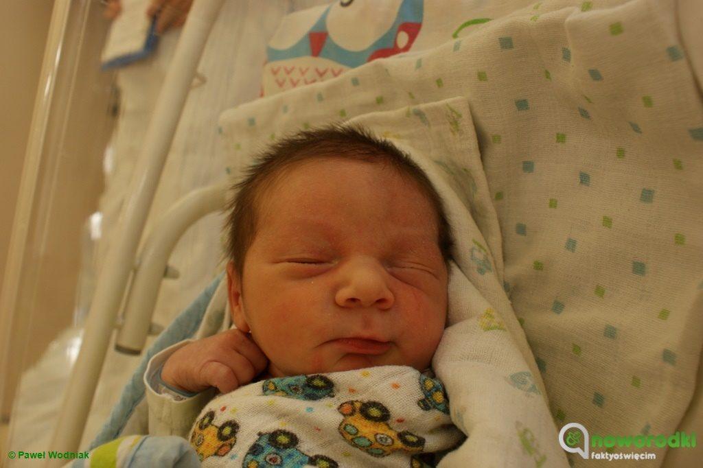 O zdjęcia dwóch dziewczynek i pięciu chłopców, urodzonych w Szpitalu Powiatowym w Oświęcimiu, wzbogaciła się noworodkowa galeria eFO.