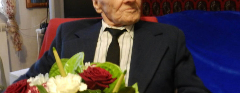 Feliks Wójcik skończył 101 lat życia – FOTO