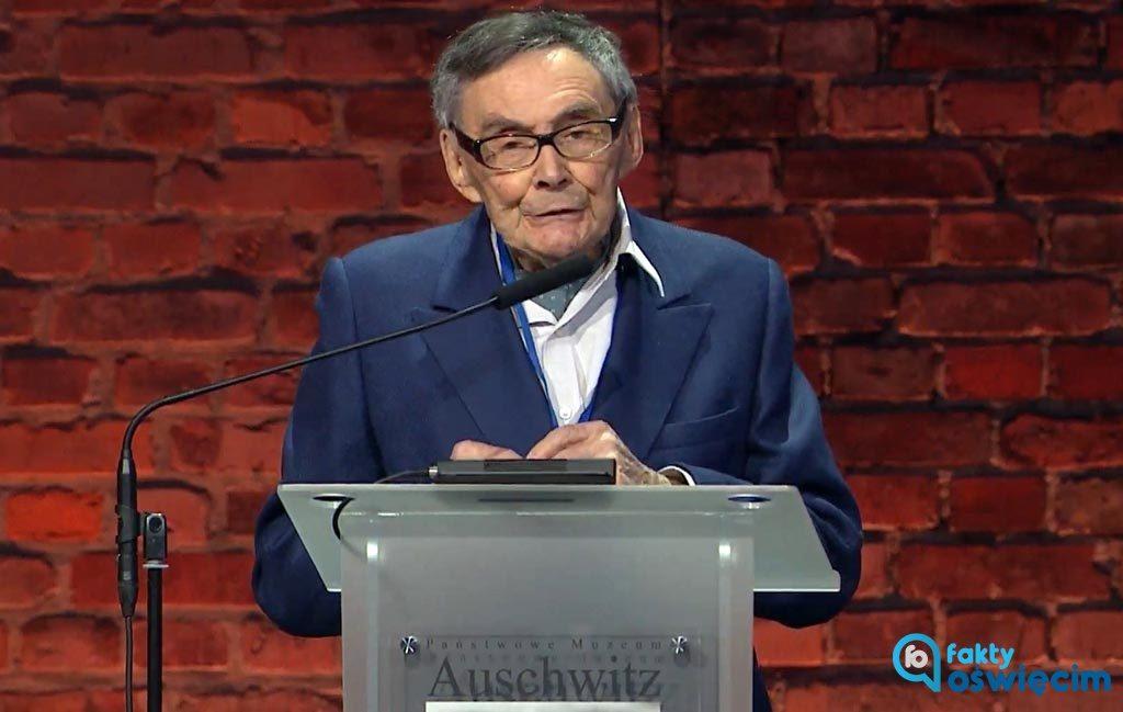 Nie da się dzisiaj nie pamiętać o Auschwitz. Były więzień przypomina: Auschwitz nie spadło z nieba. W przyszłości może przytrafić się naszym potomkom.
