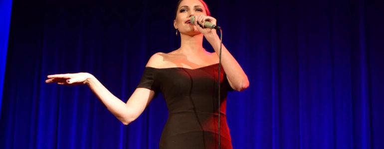 Joanna Aleksandrowicz na inaugurację festiwalu Kochać Człowieka – FOTO