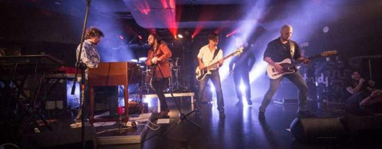 Tribute to Deep Purple na scenie w Przeciszowie