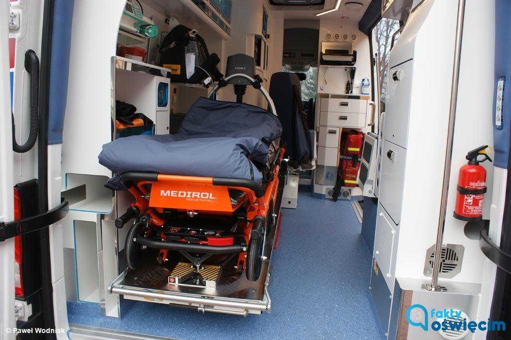 Wczoraj po południu służby ratunkowe otrzymały informację o potrąceniu pieszego i ucieczce kierującej. Policjanci ustalili inny przebieg zdarzenia.