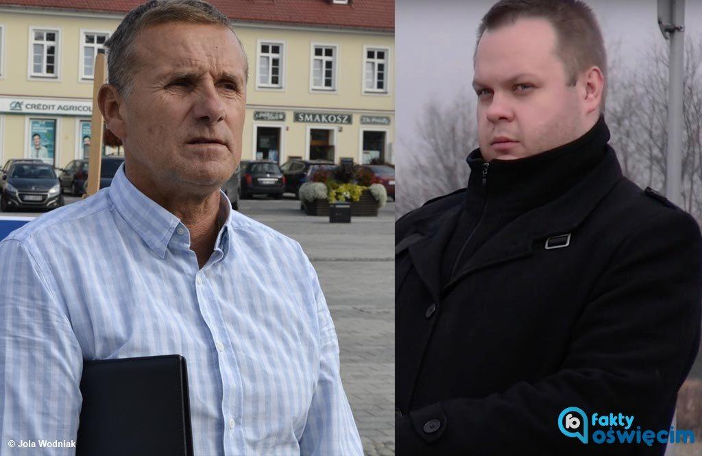 Lokalni działacze PiS odpowiadają na stanowisko prezydenta Oświęcimia wydane po ich liście w sprawie udziału posła Marka Sowy w happeningu KOD.