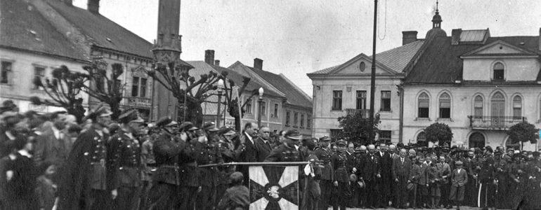"""Marcin Dziubek opowie o Batalionie Obrony Narodowej """"Oświęcim"""""""