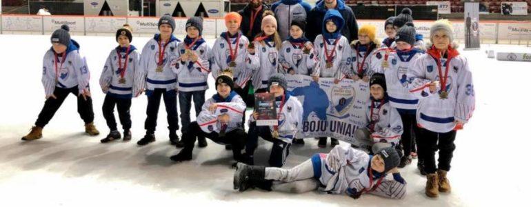 UKH Unia dziewiąta na Czerkawski Cup