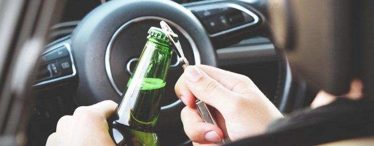 Zatrzymał pijanego kierowcę