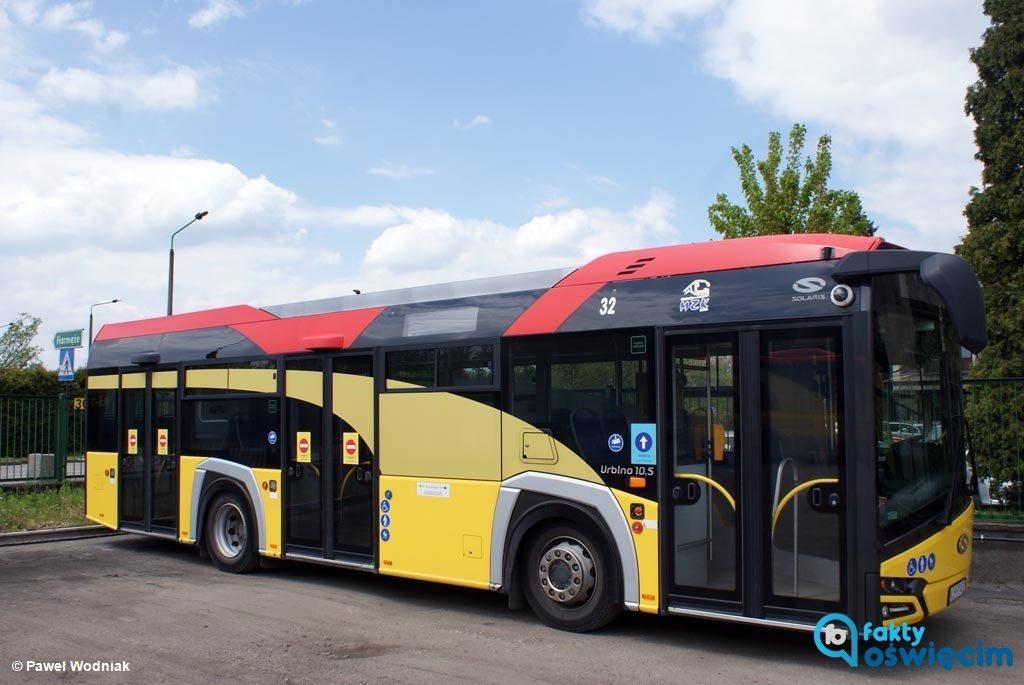 Miejski Zakład Komunikacji w Oświęcimiu od soboty 21 marca wprowadza zmiany w rozkładzie jazdy. Są one spowodowane zagrożeniem pandemią.