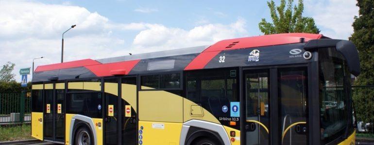 Zmiany w rozkładzie jazdy autobusów miejskich
