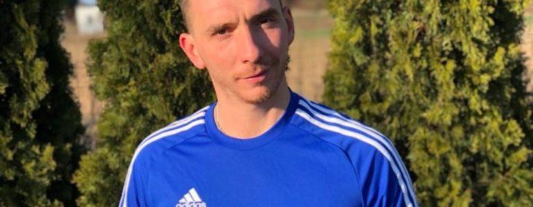 Michał Domżał. Przeżył bogatą i ciekawą przygodę z piłką nożną