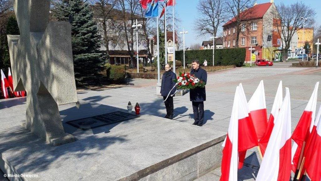 24 marca jest Narodowym Dniem Pamięci Polaków ratujących Żydów podokupacją niemiecką. Włodarze miasta oddali hołd bohaterom.