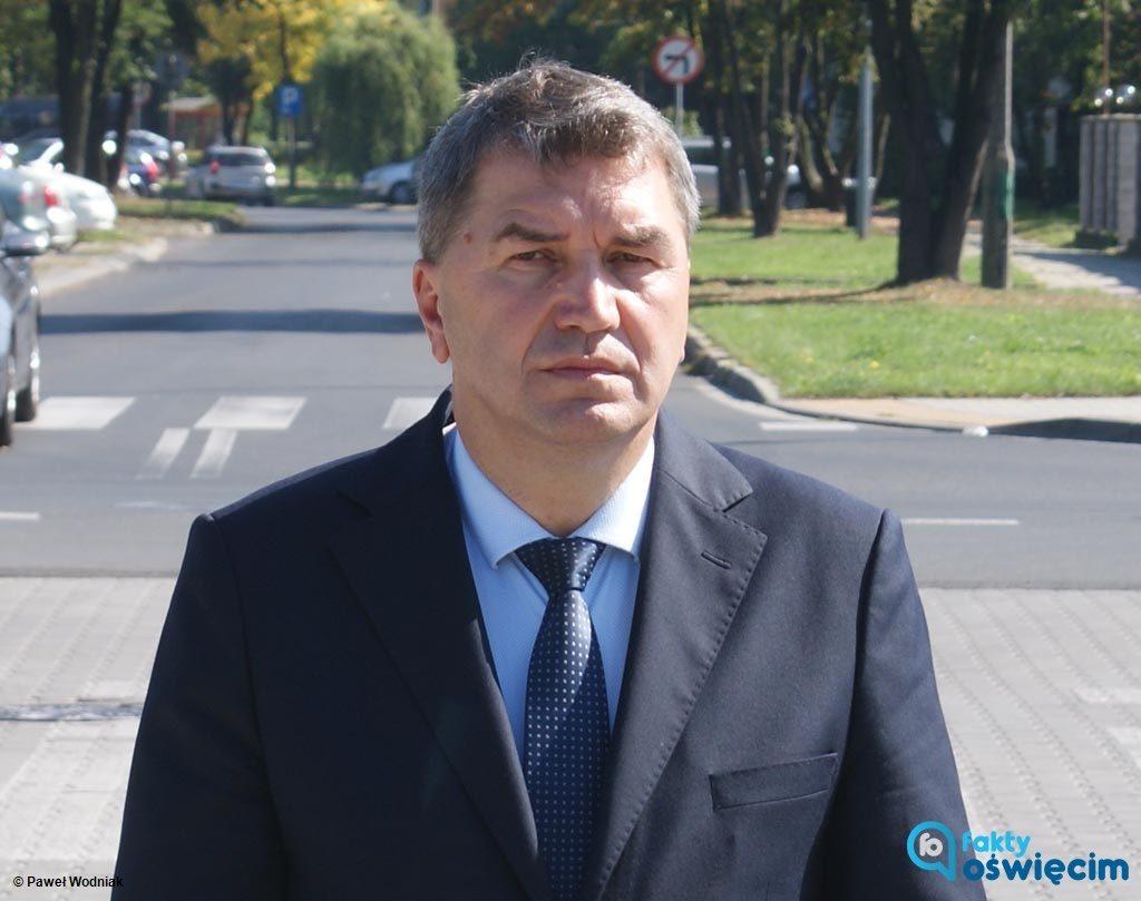 Janusz Chwierut, prezydent Oświęcimia, podobnie jak wielu samorządowców w kraju, chce odłożenia terminu wyborów prezydenckich w związku z panująca epidemią.