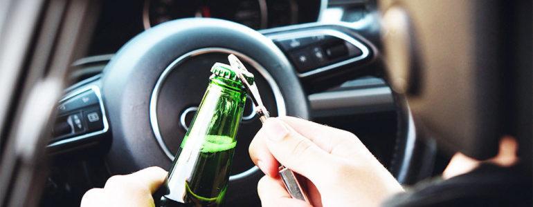 Obywatelska postawa zakończyła się złapaniem pijanego kierowcy