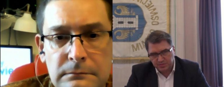 ROZMOWY eFO: Janusz Chwierut, prezydent Oświęcimia – FILM
