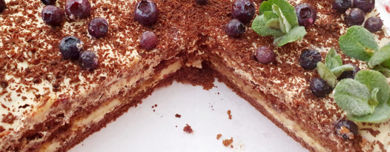 Tort Banoffee. Idealny do popołudniowej kawy – FOTO