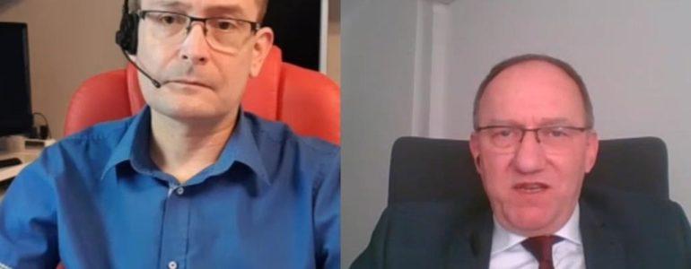 ROZMOWY eFO: Edward Piechulek, dyrektor szpitala – FILM