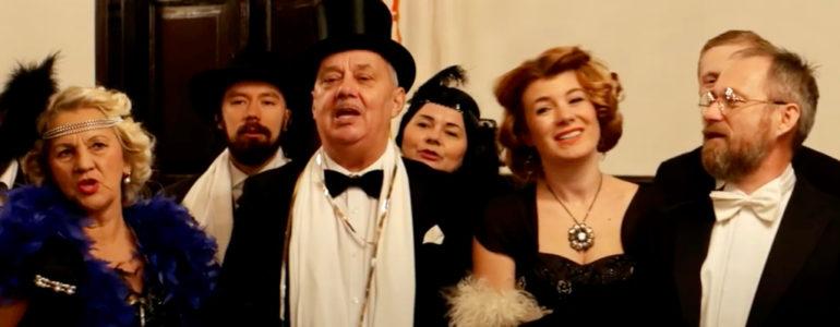 Zobacz teledysk do filmu Oświecim-Praga – FILM