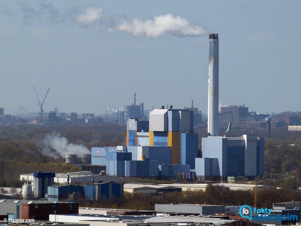 Synthos otrzymał dotację na stworzenie Zakładu Termicznego Przekształcania Odpadów w Oświęcimiu. Spółka nadal jednak nie otrzymała pozwolenia na budowę.