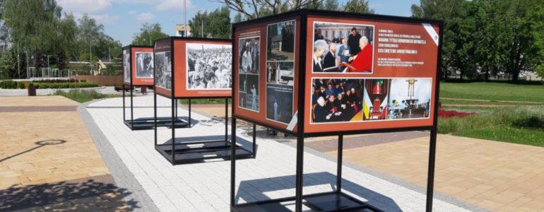 Wystawa poświęcona św. Janowi Pawłowi II – FOTO
