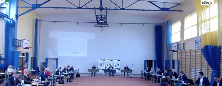 20. sesja Rady Powiatu w Oświęcimiu – relacja live