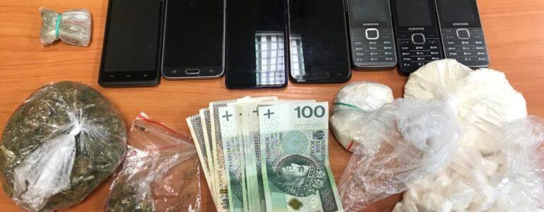 Diler narkotyków zatrzymany w Brzeszczach