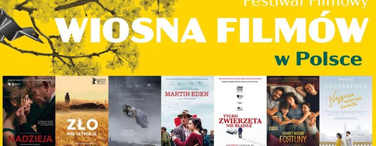 Festiwal Filmowy Wiosna Filmów w Polsce