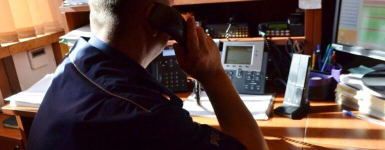 Zmiana numerów telefonów jednostek policji