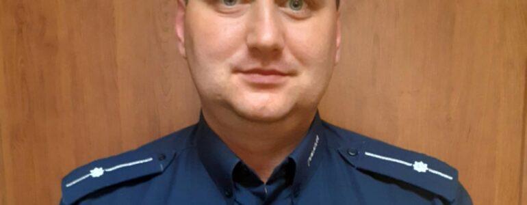 Marcin Kowalcze – Policjant, który mi pomógł