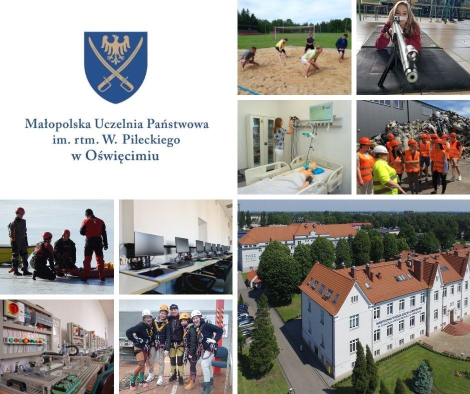 uczelnia w Oświęcimiu