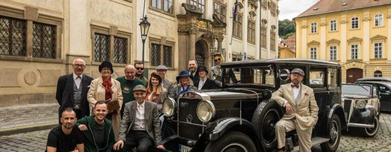 Przyjdź na premierę filmu Oświecim – Praga