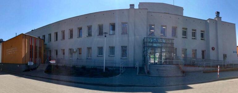 Dwa przypadki COVID-19 u pacjentów oświęcimskiego szpitala
